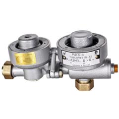 The RDGB-6 gas pressure regulator in Ukraine