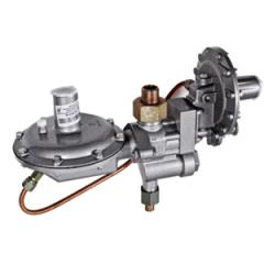 RDGK-10M gas pressure regulator