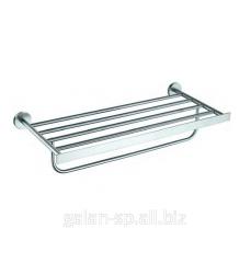 Rack with the KEA-12242 heated towel rail