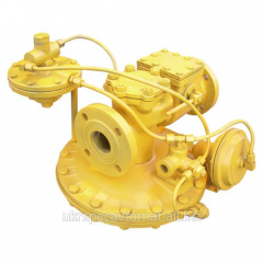 The RDG gas pressure regulator in Ukraine