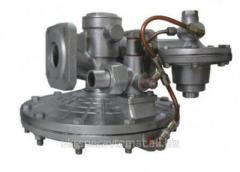 RDBK gas pressure regulators in Ukraine