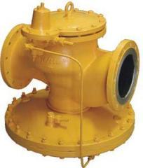 Регулятор давления газа РДУК-2-50