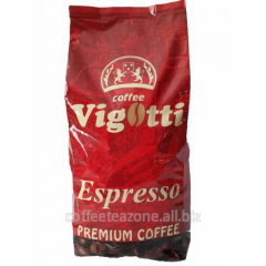 Кофе Vigotti Espresso Premium coffee 1 кг.