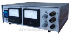 D15-10-01A, 0 - 15V power source; 0 - 10A, Uvkh ~