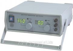 Power source laboratory D36-10-01Ts plastic body,