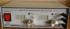 Power source laboratory D36-10-01TsD metal body,