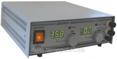 Power source laboratory D40-40-01Ts digital