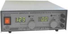 Power source laboratory D150-10-01Ts digital