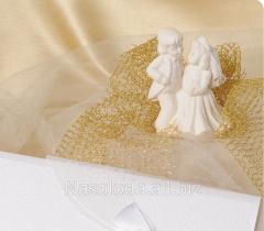 """Figures on wedding Torahs of """"Molodya"""