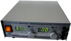 Power source laboratory D400-08-01Ts digital