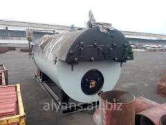 Industrial boilers 3pw 10000 000