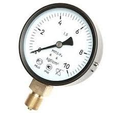 Instruments for pressure measuring