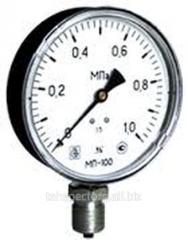 Мановакууметр показ МВП-3У, МВТП-100