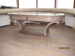 Furniture Provence under the order, a coffee table
