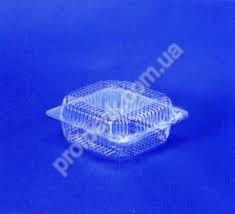 Packaging of PS-112 from polystyrene with the