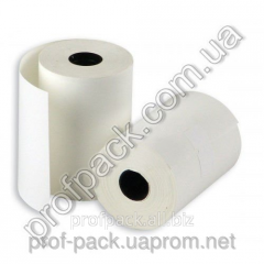 Cash register tape, Thermo, 28h12h19