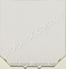 Box for pizza, 260kh260mm, (without logo),