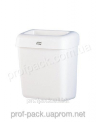 20 l stainless steel bins, white, Tork