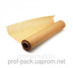 Baking paper, Brown, 42 cm x 50 m