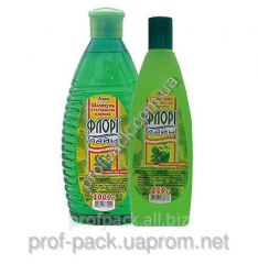 Normal and oily hair shampoo Nettle, tm Florilayn,