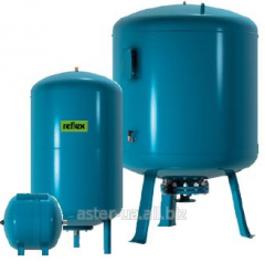 Broad membrane tank of Refix DE 200 (16 bars)