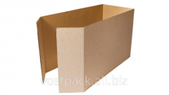Internal designs of corrugated packaging, feedwell