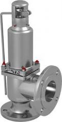 Клапан фланцевый стальной 17с6нж СППК4(Р)