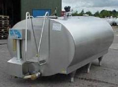 Cooler of milk of 1500 l Serap (France)