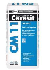 Клеи для плитки Ceresit (Церезит)