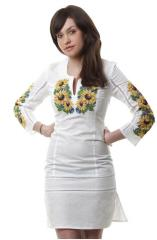 Dress the embroidered KB-SF 028. A wide choice of