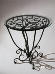 Мебель кованная, кованные подставки для цветов,