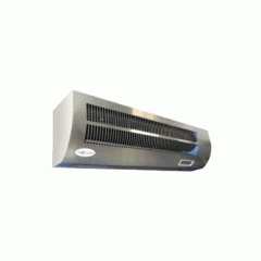 Air curtains with electric heating Neoclima