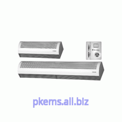 Air curtains with electric Elektroteplomash 300