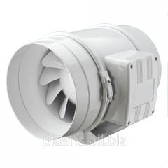 Канальный вентилятор смешанного типа Vents ТТ