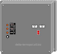 The uninterruptible power supply unit for ship