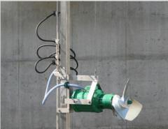Погружные мешалки биогазовых станций с