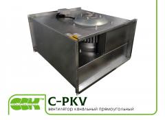 Lüfter für rechteckige Kanäle C-PKV-100-50-6-380.