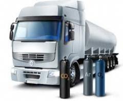 Доставка жидких криопродуктов, автомобилями  16