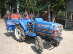 Тракторы малогабаритные