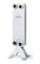 AlfaNova lamellar heat exchanger