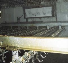 Система подвешивания конвейера типа TP. Киев,