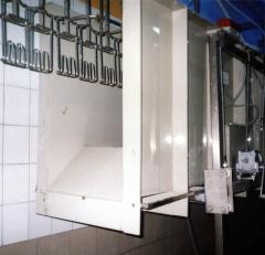 Электрически-водной глушитель типа UG-7. Киев,