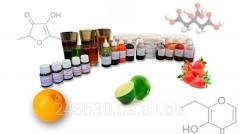 Food fragrances
