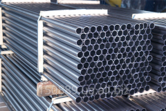 Hot-rolled pipe of GOST 8732-75 with a diameter of