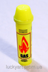 Gas for lighters