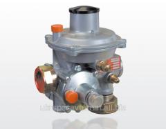 Regulator of pressure of FE 40 gas