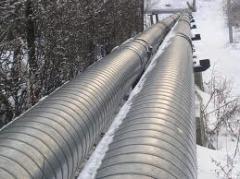 Комплексы для строительства трубопроводов