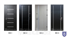 Elite Doors with a molding to the apartment