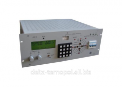 SU7-4 control system of the mirror antenna with a
