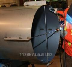 Сварные воздуховоды и фасонные части